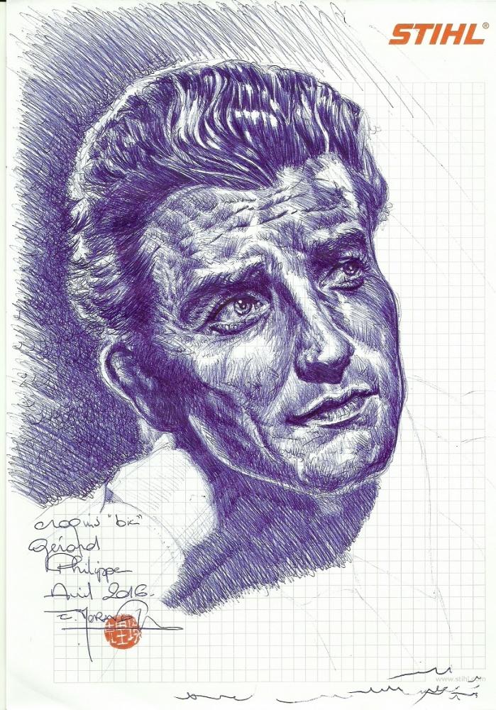 Gérard Philipe by ricou62